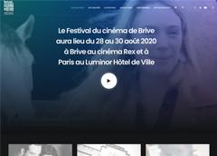 Festival cinéma Brive